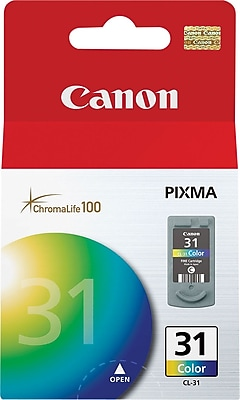 Canon CL-31 Color Ink Cartridge (1900B002) 681465