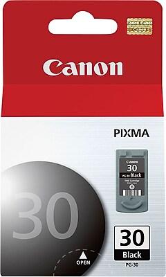 Canon PG-30 Pigment Black Ink Cartridge (1899B002)