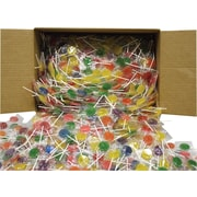 Assorted Fruit-Flavored Lollipops, 19 lb. Box