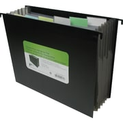 Winnable Poly Expanding Hanging Files, Letter