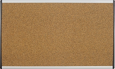 Quartet® Arc™ Cubicle Bulletin Board, 30