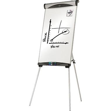 Quartet® Euro™ Magnetic Dry-Erase Tripod Easel