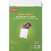 "Staples® Photo Mailers, 8-3/4"" x 11"""