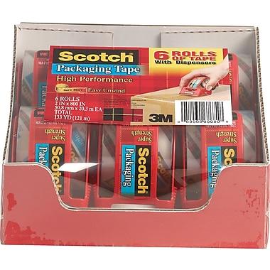 3M™ Scotch 142 Carton Sealing Tape, 2