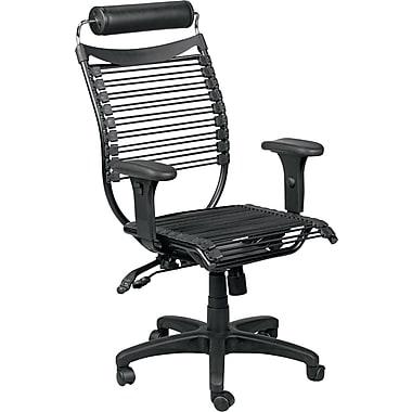Balt® Seatflex™ Mesh Executive High-Back Chair, Black