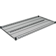 "Alera™ Extra Industrial Wire Shelves, 48Wx24""D, Silver"