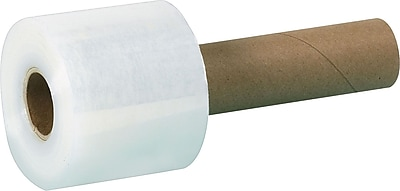 Extended-Core Bundling Stretch Film, 120 Gauge, 3