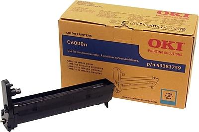 Okidata Cyan Drum Cartridge (43381759)