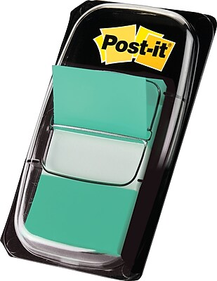 Post-it® Flags with Pop-Up Dispenser, 1