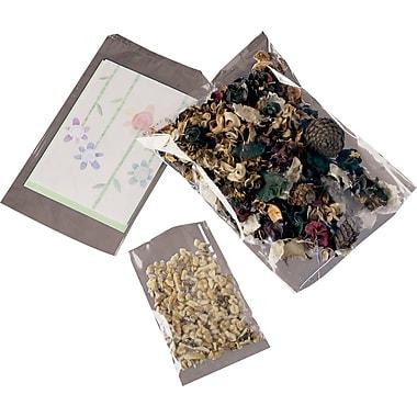 1.5-Mil Flat Polypropylene Bags, 5-3/4