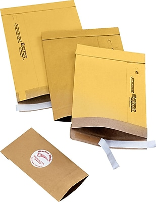 """""Staples Self Seal Jiffy Utility Shipping Mailers, 9 1/2""""""""L x 14 1/2""""""""W, 250/Case (686549)"""""" 686549"
