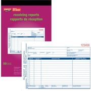 Staples® - Rapports de réception, triplicatas, bilingues