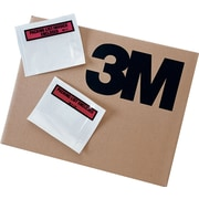 "3M Packing List Envelope - Packing List Enclosed, 4 1/2"" x 5 1/2"""