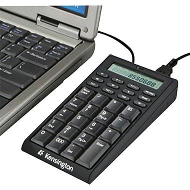 Kensington Laptop Keypad/Calculator with USB Hub