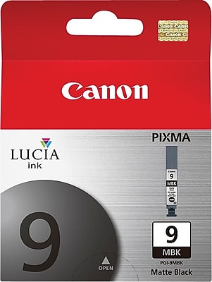 Canon PGI-9MBK Matte Black Ink Cartridge (1033B002)
