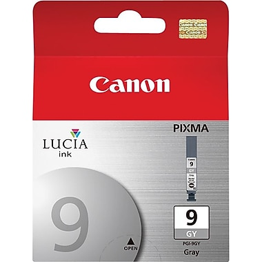 Canon PGI-9GY Gray Ink Cartridge (1042B002)