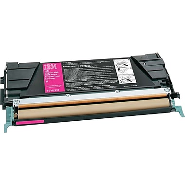 InfoPrint 39V0312 Return Program Magenta Toner Cartridge