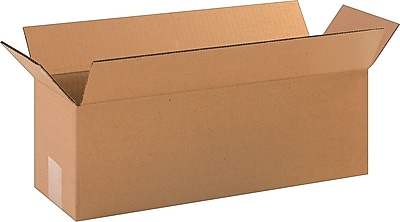 """""Corrugated Boxes, 12 1/4"""""""" x 8 3/4"""""""" x 12 1/4"""""""", 25/pack"""""" 398890"