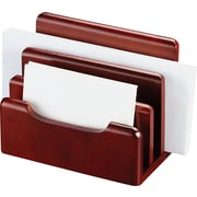 Wood Tones™ Mahogany-Finish Mini Sorter