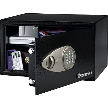 SentrySafe 1.0-Cubic-Foot Electronic Security Safe (X105)