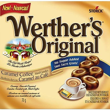 Werther's Original Caramel Coffee Sugar Free
