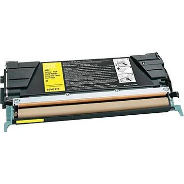 InfoPrint 39V0313 Return Program Yellow Toner Cartridge