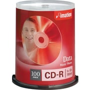 Imation 100/Pack 700MB 80 min CD-R Spindle