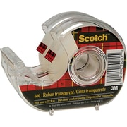 Scotch™ - Ruban transparent avec dévidoir