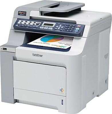 Brother Refurbished MFC-9440CN Color Laser Flatbed All-in-One Printer