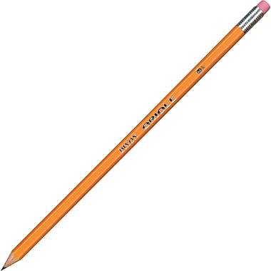 Dixon Oriole® Pre-sharpened Pencils, #2 Soft, Dozen