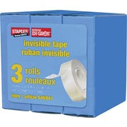 Staples® Invisible Tape, Boxed