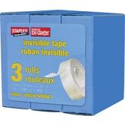 Staples® – Ruban invisible, en boîte