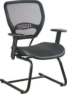 SPACE Air Grid Deluxe Mesh Guest Chair 709252
