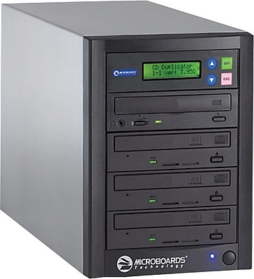 Microboards Technology Quic-Disc 1:3 DVD/CD Duplicator