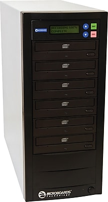 Microboards Technology Quic-Disc 1:5 DVD/CD Duplicator
