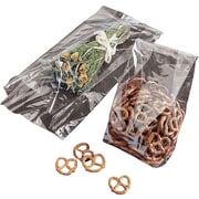 """Gusseted Polypropylene Bags, 3 1/2"""" x 2 1/4"""" x 9 3/4"""", 1.5 mil"""