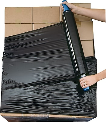 Staples Black Opaque Goodwrappers, 20