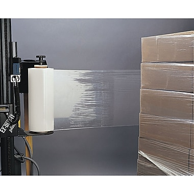 Machine Grade Blown Stretch Wrap Film, 80 Gauge, 20