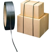 "Polypropylene Strapping, 1/2"" x 7,200', 500 lb. break strength"