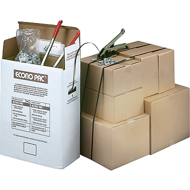 Econo-Pac Polypropylene Strapping Kits, Heavy Duty Kit