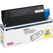 OKI 477219 Yellow Standard Yield Toner Cartridge