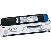 OKI 52107201 Black Standard Yield Toner Cartridge (137893)
