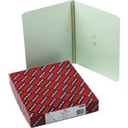 "Smead Pressboard Folders, 1"" Expansion, Manila, LETTER-size Holds 8 12"" x 11"", 25Bx"