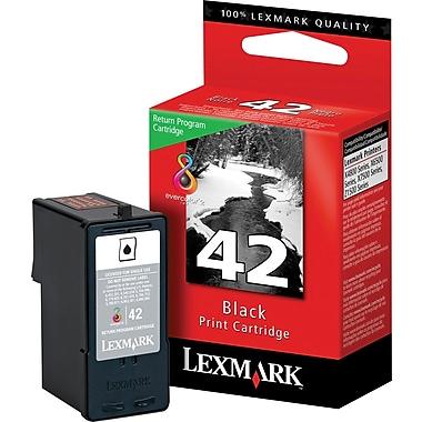 Lexmark 42 Black Ink Cartridge (18YO142)