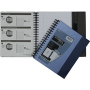 Cambridge® - Cahier d'archivage, 9-1/2 po x 7-7/8 po, variés, 100 pages