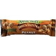 Nature Valley® Sweet & Salty Nut Chewy Granola Bars, Peanut, 1.2 oz. Bars, 16 Bars/Box
