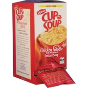 Lipton® Cup-a-Soup, Chicken Noodle, 1.27 oz. Packs, 22 Packs/Box