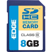 Edge 8GB SDHC Card with Reader