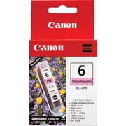 Canon® – Réservoir d'encre photo BCI-6PM, magenta (4710A003)
