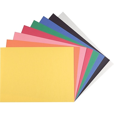 Staples Construction Paper, 9